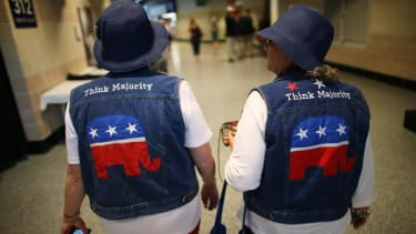 The GOP is taking its convention to Cleveland