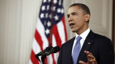 President Obama speaks at the White House following the Supreme Court's ruling on the Affordable Care Act on June 28: A new poll shows that more Americans support the health care law than bef