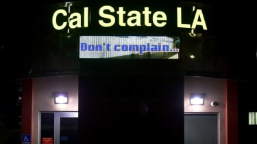 California State University at Los Angeles.