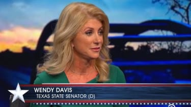 Wendy Davis: Texas is 'really on its way' to flipping Democratic