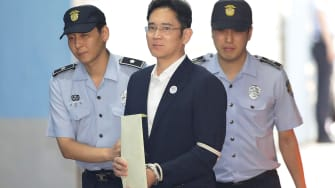 Samsung heir gets 5 years for corruption