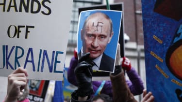 Vladimir Putin may not be winning in Ukraine after all