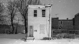 Dilapidated Philadelphia house will be put to rest with a funeral