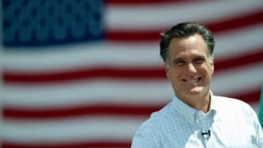 GOP presidential candidate Mitt Romney might benefit from Florida's push to move its primary up to January 31, as a compressed early calendar might give way to a long, expensive slog through
