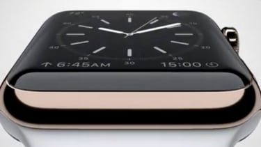 Here's your first look at the Apple Watch