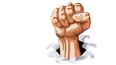 The populist revolt.