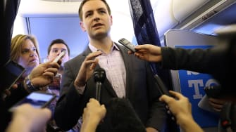Robby Mook accuses FBI Director Comey of double standard