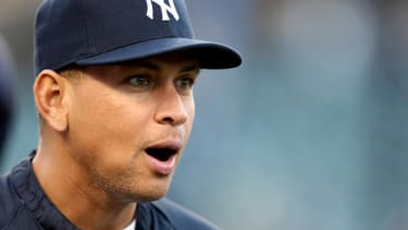 Watch Alex Rodriguez get punched in the face for picking a dumb fight with the Red Sox