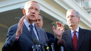 Senate Majority Leader Harry Reid (D-Nev.)