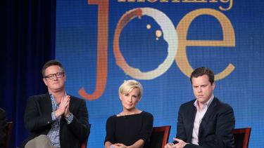 Morning Joe hosts.
