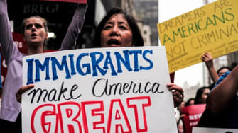 A DACA decision could be delayed for another year.