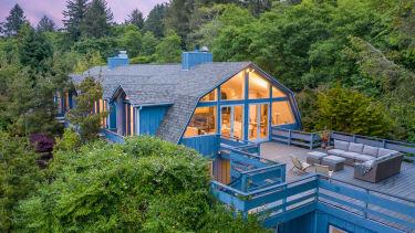 A home in Oregon.