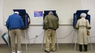 South Carolina residents vote in the 2008 Republican presidential primary: New rules in South Carolina and several other states may prevent millions of Americans from voting in 2012, accordin