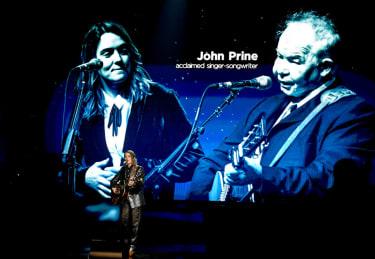 Brandi Carlile sings Jonh Prine