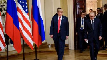 Trump and Putin.
