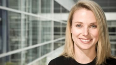 New Yahoo CEO Marissa Mayer, 37, was Google's 20th employee and first female engineer.