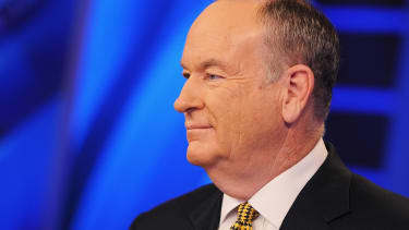 Bill O'Reilly at FOX Studios