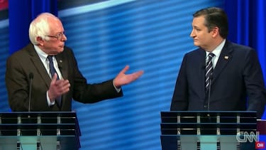 Bernie Sanders and Ted Cruz debate ObamaCare