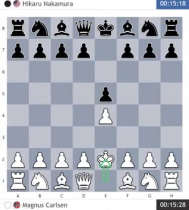 This is what a bad chess move looks like.