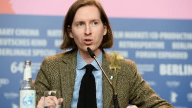 Wes Anderson: 'I wanted to be an architect'