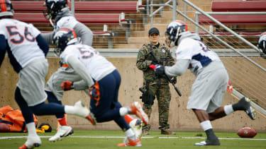 Super Bowl 51 Security.