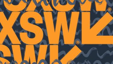 The SXSW logo.