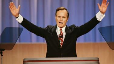 George Bush, 1988