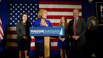 Maggie Hassan.