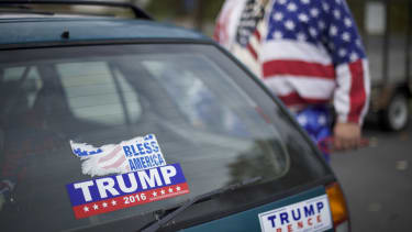 Donald Trump started applying pressure to American car manufacturers before his inauguration.
