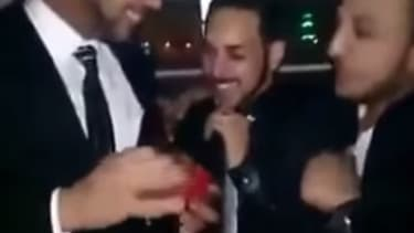 Egypt imprisons eight men for allegedly attending a gay wedding