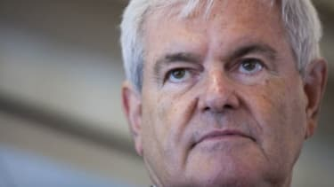 Newt Gingrich has spent years publicly denouncing Freddie Mac, but it turns out he made between $1.6 and $1.8 million dollars trying to give the federal mortgage giant a boost on Capitol Hill