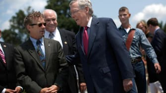 McConnell: 'I'm a big supporter of Rand Paul' for 2016