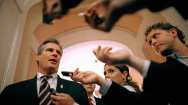 Scott Brown forgot to check a party affiliation on his FEC paperwork