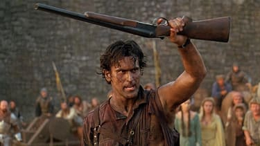 Bruce Campbell to star in an Evil Dead TV series