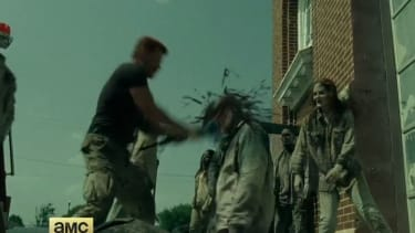 Watch the grisly new trailer for The Walking Dead season 5