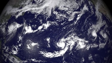 Iselle is downgraded to a tropical storm as it hits Hawaii