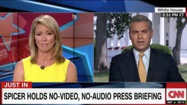 CNN reporters.