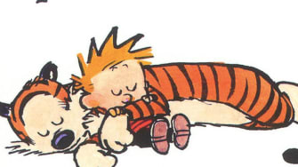 'Calvin and Hobbes' creator emerges from retirement to guest-draw on syndicated strip