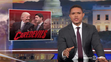 Trevor Noah rips the GOP for TrumpCare vote