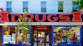 An independent drugstore.