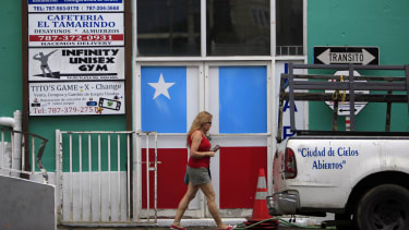 Puerto Rico is on the edge of disaster.