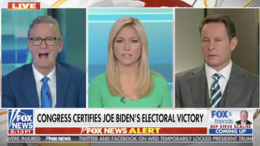 Fox and Friends.