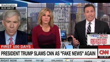 CNN fact-checks tweet from President Trump.