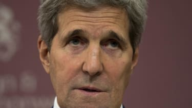 Israel 'unanimously rejects' Kerry's truce proposal