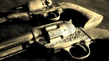 The Colt is regarded as the revolver that tamed the Wild West, but to honor it as the Arizona state gun may be tone deaf to the two-month old shooting of Re. Gabrielle Giffords (D).