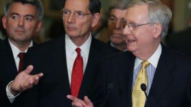 Senate Republicans have not let TrumpCare go