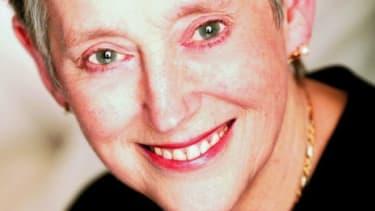 Novelist Stella Rimington.