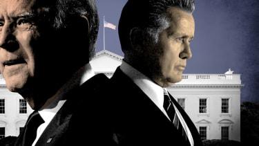 President Biden and Martin Sheen.