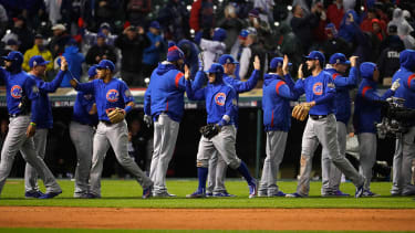 The Chicago Cubs.