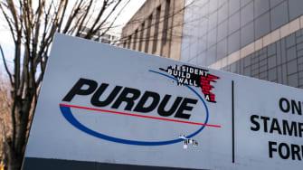 Purdue Pharma headquarters.